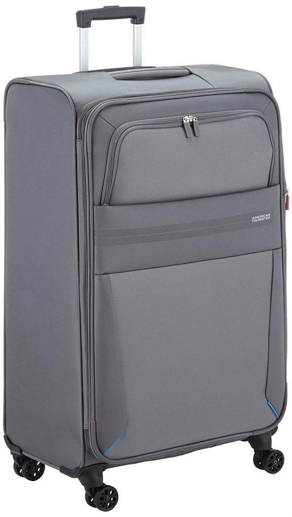 La meilleure des valises en tissus