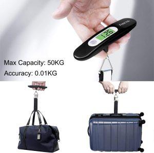 pèse bagage cabine électronique