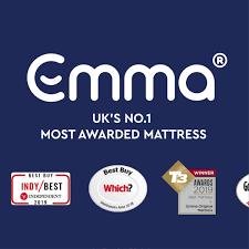 Meilleure marque de matelas : Emma