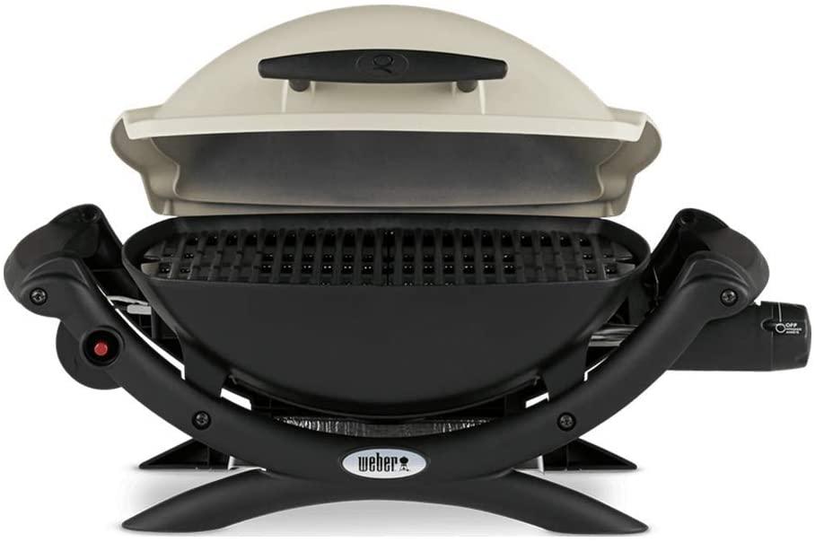 Weber Q 1000 Titan Barbecue propane